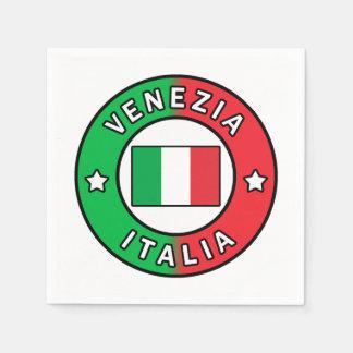 Venezia Italien Serviette