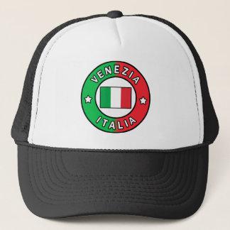 Venezia Italien Truckerkappe
