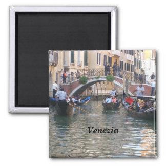 Venezia - quadratischer magnet