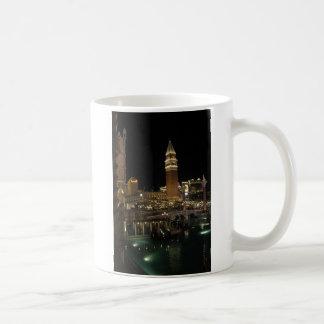 Venezianisch nachts kaffeetasse