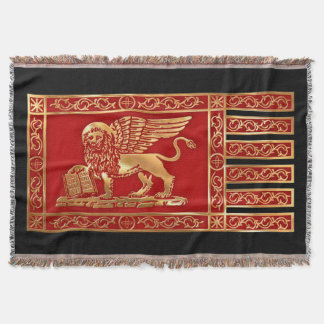 Venezianische Flagge Decke