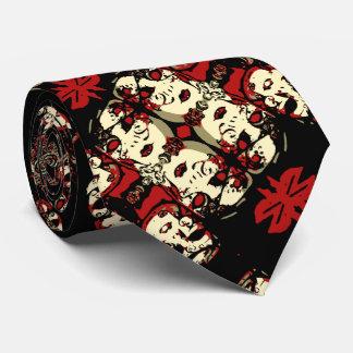 Venezianische Masken Individuelle Krawatten