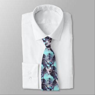 Venezianische Maskerade Krawatte