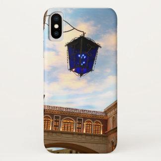 Venezianischer Himmel Las Vegas iPhone X Hülle