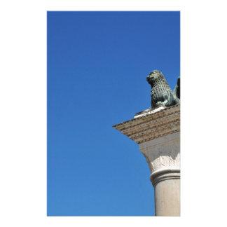 Venezianischer Löwe Briefpapier