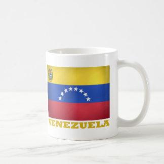 Venezolanische Staatsflagge Kaffeetasse