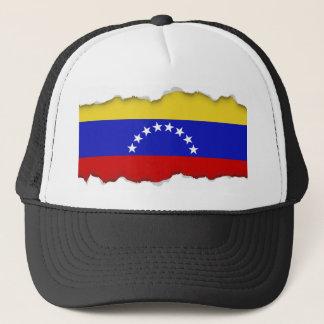Venezuala Flagge Truckerkappe