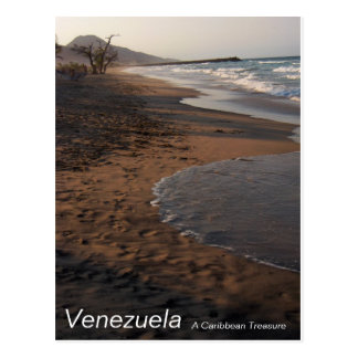 Venezuela. Ein karibischer Schatz Postkarte