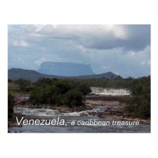 Venezuela, ein karibischer Schatz Postkarte