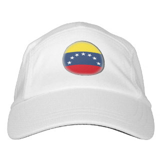 Venezuela-Flagge Headsweats Kappe