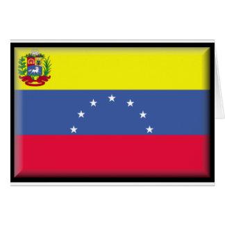 Venezuela-Flagge Karte