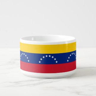 Venezuela-Flagge Kleine Suppentasse
