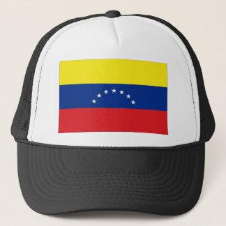 Venezuela-Flagge Truckerkappe