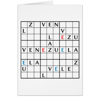 VENEZUELA KARTE