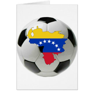 Venezuela-Nationalmannschaft Karte