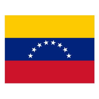 Venezuela Postkarte