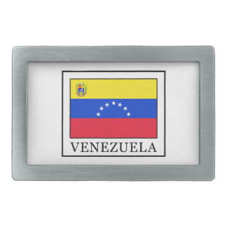 Venezuela Rechteckige Gürtelschnalle