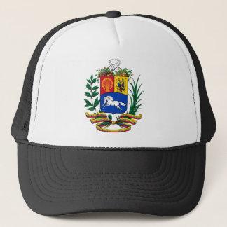 Venezuela-Wappen Truckerkappe