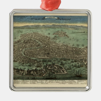 venice1798 silbernes ornament