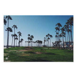 Venice Beach Los Angeles Poster
