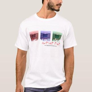 *VENT* in der dem T-Stück Männer der Stadt RBG T-Shirt
