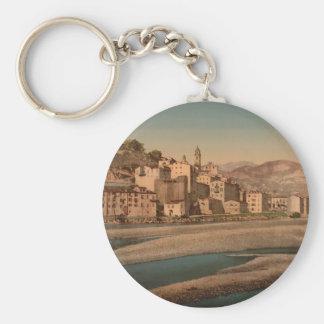 Ventimiglia I, Ligurien, Italien Schlüsselanhänger