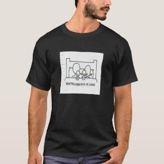 Ventriloquist-Liebe T-Shirt