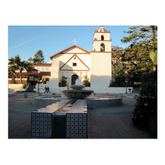 Ventura-Auftrag vom Mall über Hauptst. Postkarte