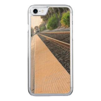 Ventura-Bahnstation Carved iPhone 8/7 Hülle