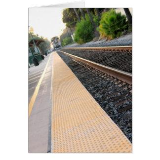 Ventura-Bahnstation Karte