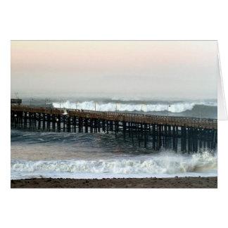Ventura-Sturm-Pier Karte