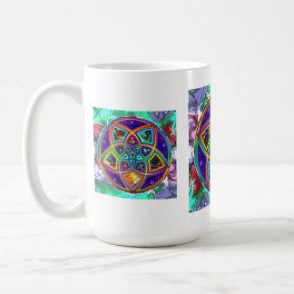 Venus-Blume des Liebe-schöne Künste Kaffeetasse