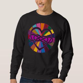 Venus-BlumePentagram - TriColor Sweatshirt