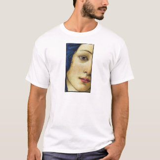 Venus in Lila T-Shirt