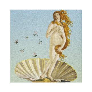 Venus-Leinwand-Druck Leinwanddruck