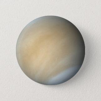 Venus-Planeten-Button Runder Button 5,7 Cm