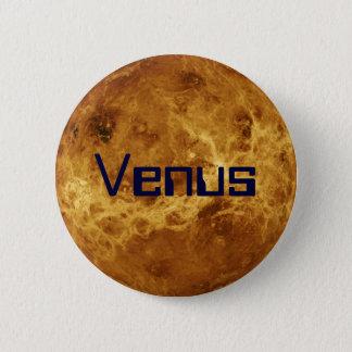 Venus Runder Button 5,1 Cm