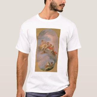 Venus und Adonis (Öl auf Leinwand) T-Shirt