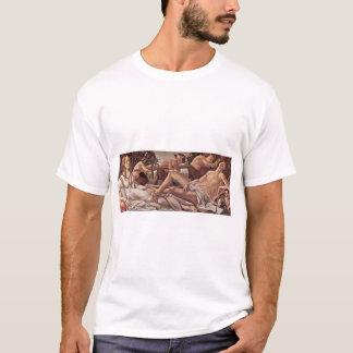 Venus und Mars durch Botticelli Sandro (beste T-Shirt