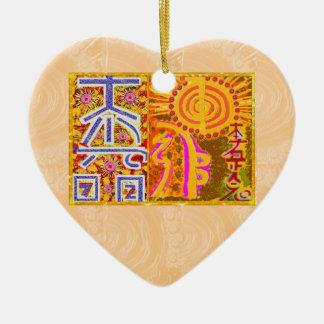 ver 2013. REIKI heilende VORLAGENsymbole Keramik Ornament