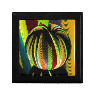 Veränderung ColoursI des Balls Erinnerungskiste