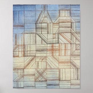 Veränderungen: Paul Klee 1927 Poster