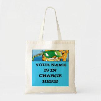 Verantwortliche Taschen-Tasche Garfields Logobox