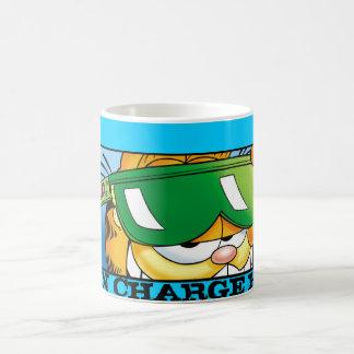 Verantwortliche Tasse Garfields Logobox