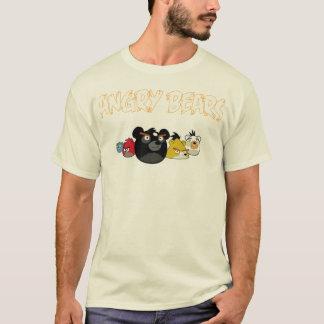 Verärgerte Bären T-Shirt