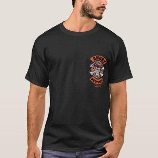 Verärgerte Scotsman-Garage T-Shirt
