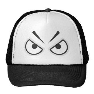 Verärgerter Augenhut Cap