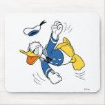 Verärgerter Donald Duck Mauspad