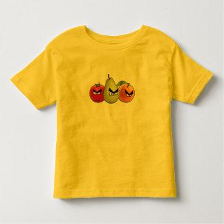 Verärgerter Frucht-T - Shirt