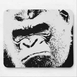 Verärgerter Gorilla Mauspad